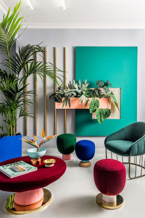 空间丨色彩丨搭配